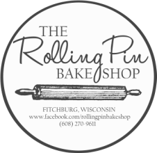 ROLLING PIN BAKE SHOP | CAKES | COOKIES | PASTRIES | WEDDINGS